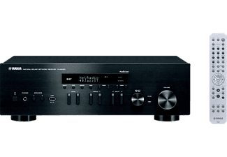 YAMAHA R-N402D Stereo Receiver (Schwarz)