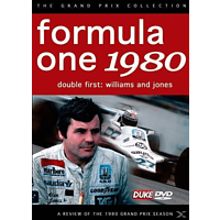 FORMULA ONE 1980 DOUBLE FIRST [DVD]
