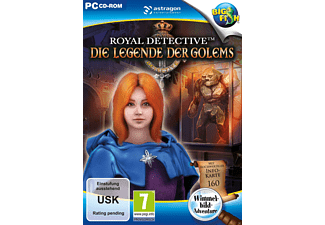 Royal Detective: Die Legende der Golems - PC
