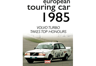 EUROPEAN TOURING CAR 1985 - VOLVO TURBO TAKES TOP - (DVD)