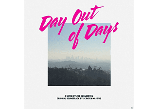 Scratch Massive - Day Out Of Days (OST) - (CD)