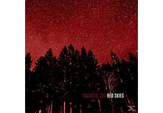 Franklin Zoo - Red Skies - (CD)