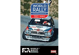 WORLD RALLY CHAMPIONSHIP MONTE CARLO1990 - (DVD)