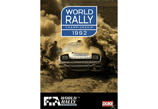 WORLD RALLY CHAMPIONSHIP 1992 - (DVD)