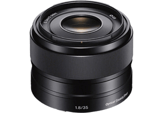SONY Standaardlens E 35mm F1.8 OSS (SEL35F18.AE)