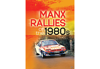 MANX RALLIES OF THE 1980S - (DVD)
