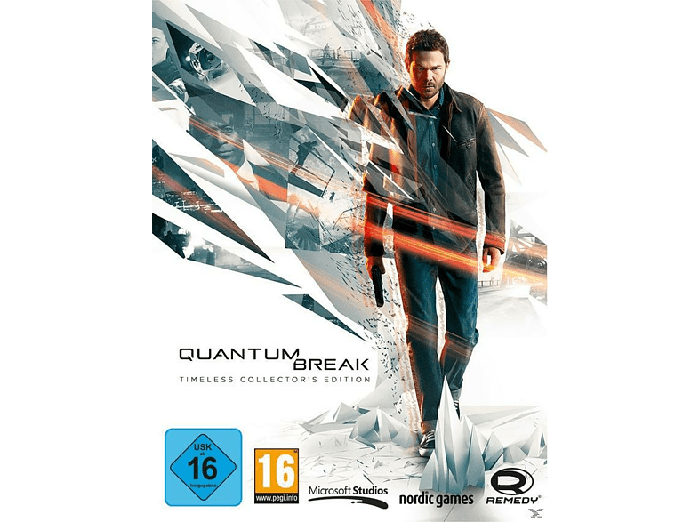 Quantum Break: Timeless Collector's Edition [PC]