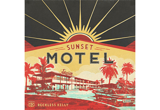 Reckless Kelly - Sunset Motel (LP) - (Vinyl)