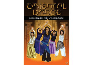 ORIENTAL DANCE FOR BEGINNERS - (DVD)