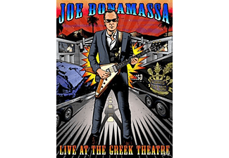 Joe Bonamassa - Live At The Greek Theatre (Blu-ray) - (Blu-ray)