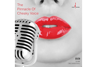 VARIOUS - The Pinnacle Of Chesky Voice (45 RPM) - (Vinyl)