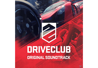 Hybrid - Drive Club (2LP/Clear Red Vinyl) - (Vinyl)