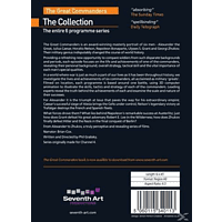 The Great Commanders - The Collection [DVD]