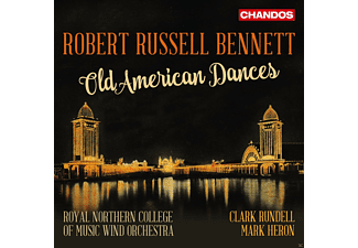Royal Northern College Of Music Wind Orchestra - Old American Dances - (CD)