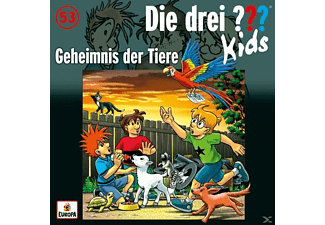 SONY MUSIC ENTERTAINMENT (GER) 053/Geheimnis der Tiere