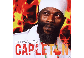 Capleton - I-Ternal Fire - (CD)
