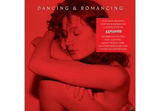 SHIR KHAN / VARIOUS ARTISTS - Shir Khan Presents Dancing & Romancing (2CD+MP3) - (CD)