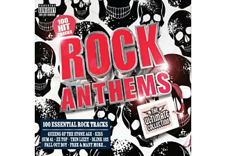 VARIOUS - Rock Anthems - Ultimate Collection - (CD)