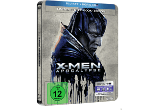 X-Men Apocalypse - Steelbook - (Blu-ray)