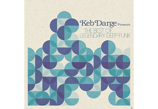 VARIOUS - The Best Of Legendary Deep Funk - (CD)