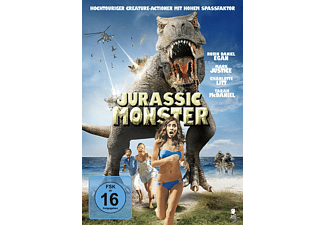 Jurassic Monster - (DVD)