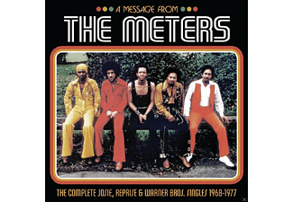 The Meters - A Message From The Meters - (CD)
