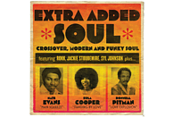 VARIOUS - Extra Added Soul: Crossover,Modern And Funky Soul [Vinyl]