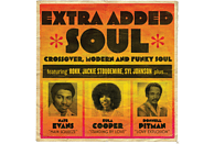 VARIOUS - Extra Added Soul: Crossover,Modern And Funky Soul [CD]
