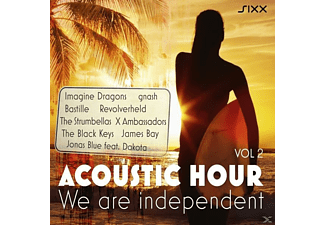 VARIOUS - Acoustic Hour Vol.2 - We Are Independent - (CD)