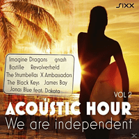 VARIOUS - Acoustic Hour Vol.2 - We Are Independent [CD]