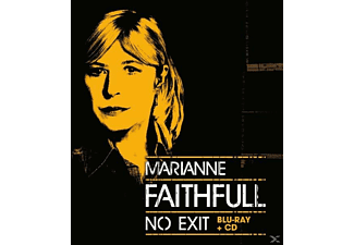 Marianne Faithfull - No Exit - (Blu-ray + CD)