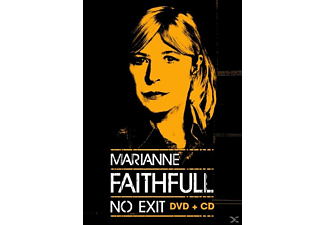 Marianne Faithfull - No Exit - (DVD + CD)