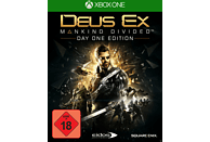 Deus Ex: Mankind Divided Day One Edition [Xbox One]