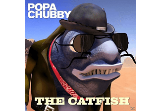 Popa Chubby - The Catfish - (CD)