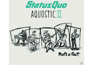 Status Quo - Aquostic II-That's A Fact (Deluxe Edition) - (CD)