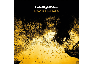 David Holmes - Late Night Tales (CD+MP3) - (CD + Download)