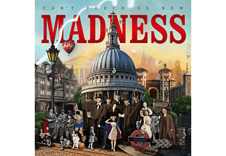 Madness - Can't Touch Us Now - (CD)