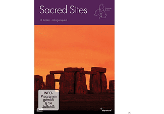 SACRED SITES - (DVD)