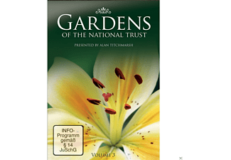 GARDENS OF THE NATIONAL TRUST 3 - (DVD)