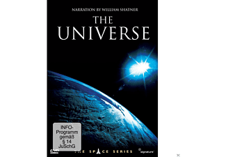 THE UNIVERSE - (DVD)