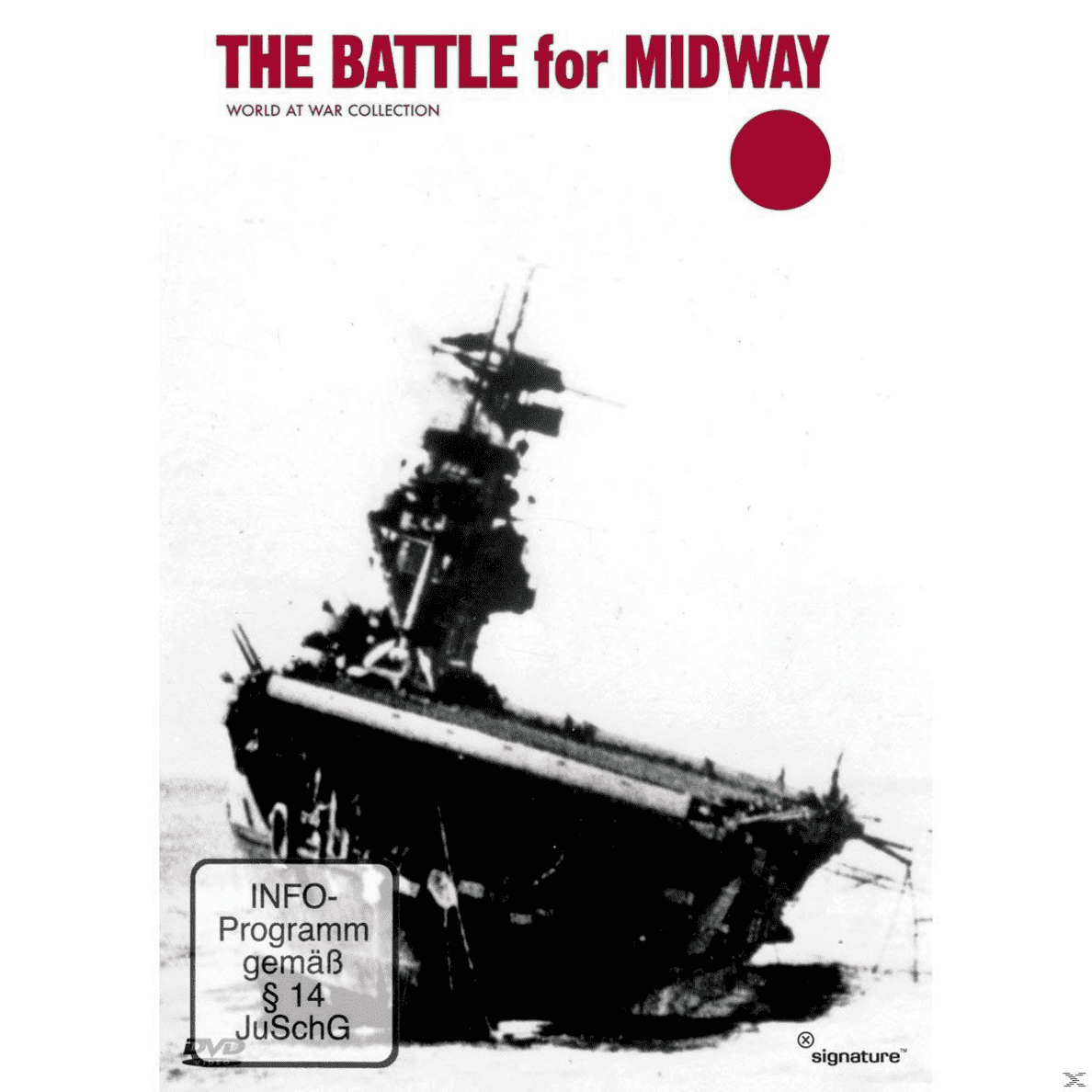 THE BATTLE FOR MIDWAY auf DVD