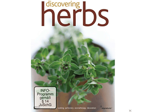 DISCOVERING HERBS - (DVD)