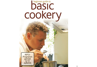 BEGINNERS GUIDE TO BASIC COOKERY - (DVD)