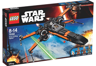 LEGO Poe's X-Wing Fighter™ (75102)