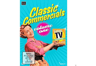 Classic Commercials Volume One - (DVD)