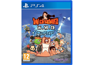 Worms W.M.D. (PlayStation 4)