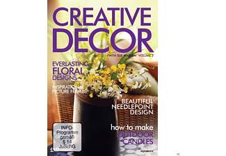 CREATIVE DECOR 2 - (DVD)