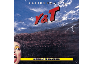 Y&t - Earthshaker - (CD)