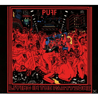Puff - Living In The Partyzone [CD]