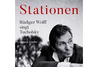 Rüdiger Wolff - Stationen - (CD)